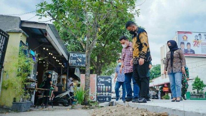 Jalan Bunga Asoka Sudah Mulus, Warga: Terimakasih Banyak Pak Bobby Nasution