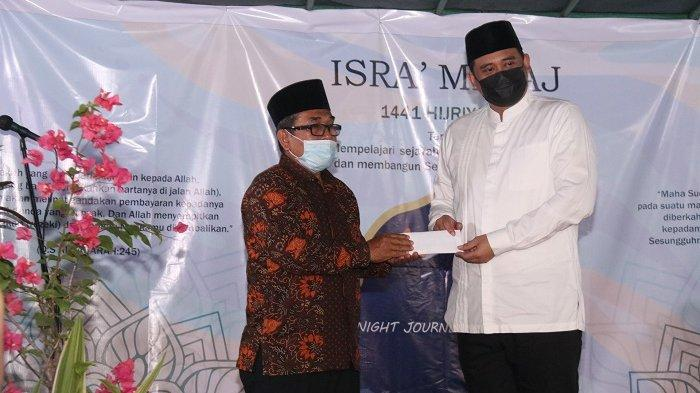 Wali Kota Bobby Resmi Lantik Dewan Pengawas dan Dewan Hakim MTQ ke-54 Tingkat Kota Medan