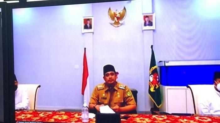 Wali Kota Bobby Ingin Masjid Gerakkan Ekonomi Syariah dan Ayomi Umat