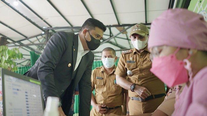 Bobby Nasution: Vaksinasi Jemput Bola Mudahkan Masyarakat
