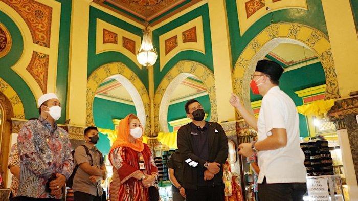 Wakil Wali Kota Semarang Optimis Penataan Kesawan Kembalikan Kejayaan Medan Masa Lampau