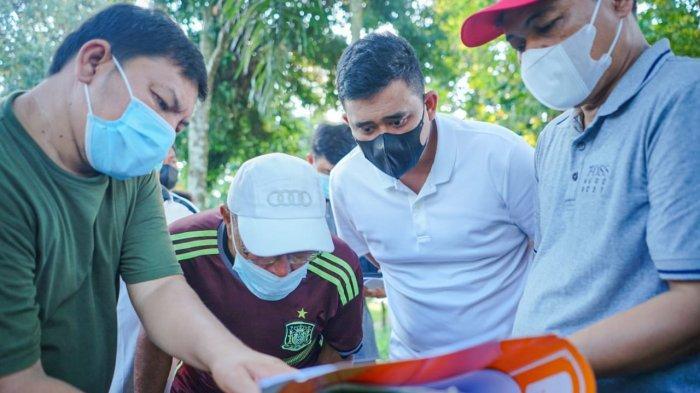 Bobby Nasution Turun Langsung Berdialog dengan Masyarakat Soal Pembangunan Panti Sosial di Tuntungan