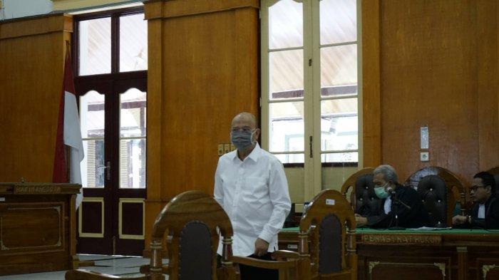 Saran Hakim, Sidang Suap Dzulmi Eldin Digelar Secara Online, Terdakwa Tetap di Lapas, Saksi di Rumah