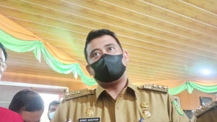 WALI Kota Bobby Nasution Minta Daging Kurban Diantar Door to Door