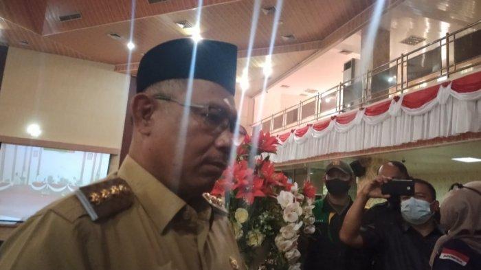 Hadiri Paripurna DPRD Tentang Pemberhentian, Akhyar: Alhamdulillah 6 Hari Sebagai Wali Kota Medan