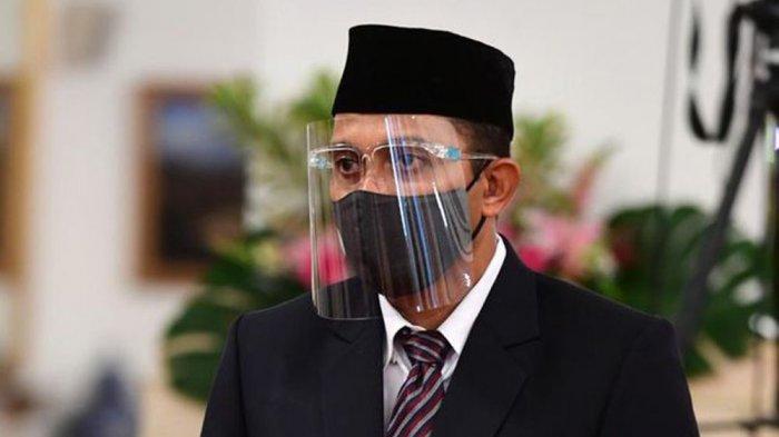 Wakil Menteri Hukum dan HAM Edward Omar Sharif Hiariej