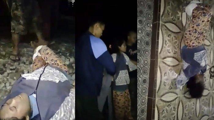 Viral Video Seorang Wanita Diikat Kedua Tangan dan Kakinya, Kini Kasusnya Tengah Ditangani Polisi