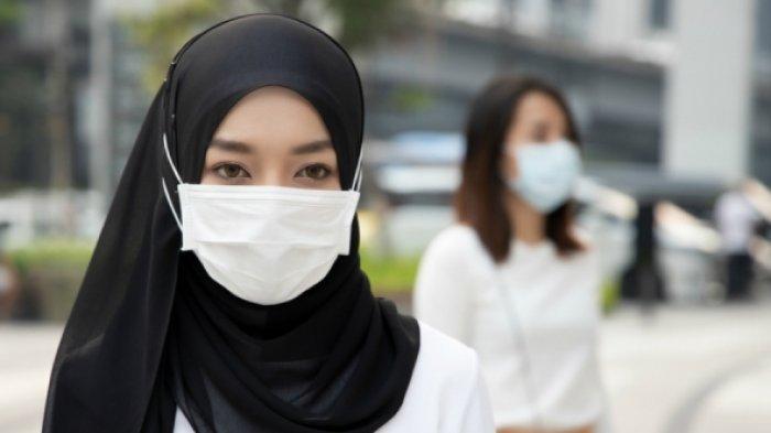 Penelitian Terbaru Virus Corona Ternyata Berkembang Lebih Baik di Udara, Masker Longgar Rawan Tembus