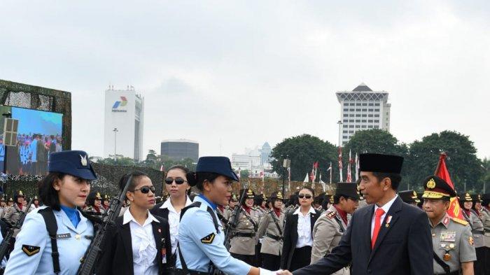 Ramai di Media Sosial soal Paspampres vs Pengendara Moge, Kenali 4 Grup Pasukan Pengamanan Presiden