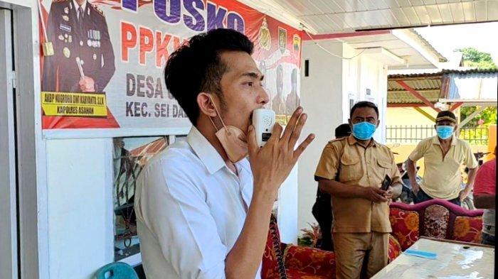 Oknum Kades yang Adegan Ranjangnya Bersama Janda Viral Kini Dicari-cari warga