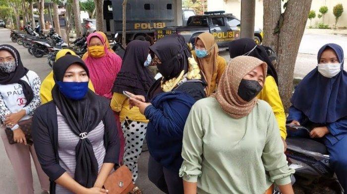 Penipuan Bermodus Tiktok, 51 Warga Resmi Buat Laporan ke Polres Sergai