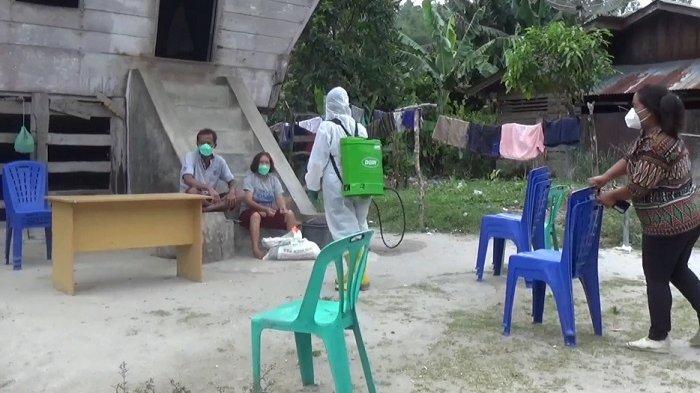 Kepala Puskesmas Bantah Kabar Banyak Warga Desa Huta Dame Positif Covid, Ini Faktanya!
