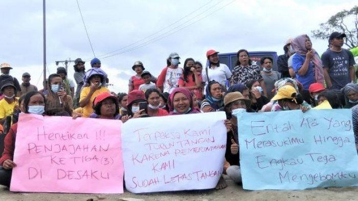 Warga Desa Kandibata Karo Minta Pengeboman Oleh PLTHM Segera Dihentikan