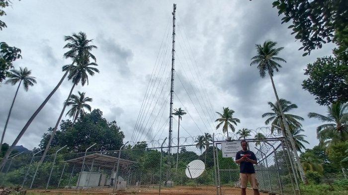 66 Desa di Nias Akhirnya Terfasilitasi Jaringan 4G XL, Komitmen Dukung Layanan 4G di Desa Terpencil