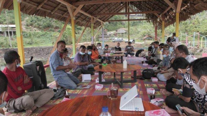 BERITA FOTO Produk Gula Semut Ala Desa Telagah, Tingkatkan Kesejahteraan Warga Demi Hutan Lindung