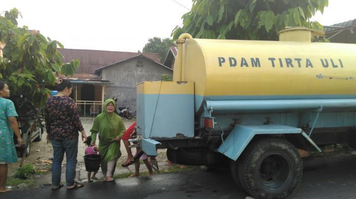 Penghitungan Pembayaran Rekening Air
