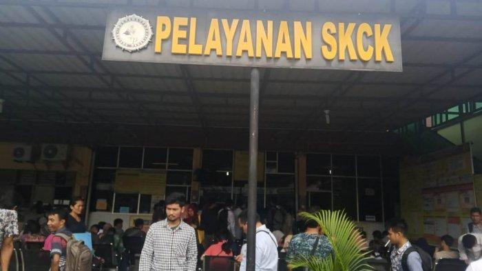 BERIKUT Cara Mudah Urus SKCK di Polrestabes Medan