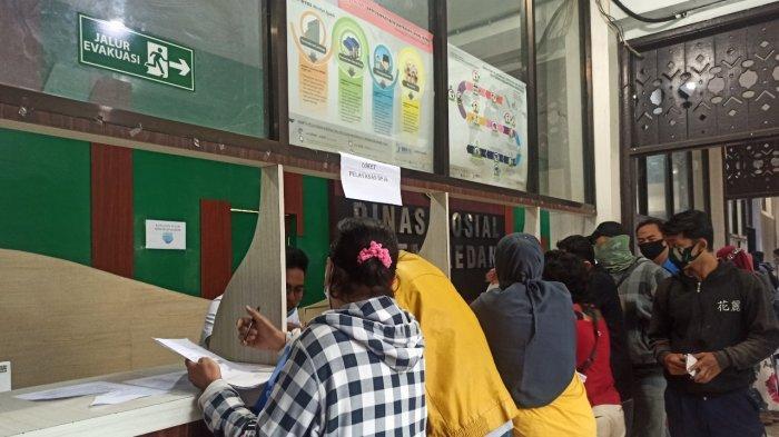 432 Ribu Warga Sumut Terima Bansos Tahap 2, Pemerintah Telah Salurkan Rp483 Miliar