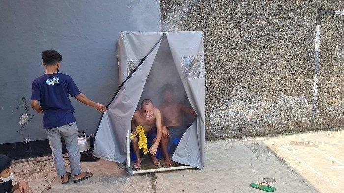 Oukup, Spa Tradisional dengan Ramuan Khas Karo yang Dipecaya Bisa Pulihkan Tenaga
