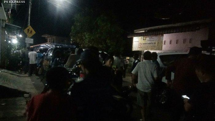 UPDATE BOM MELEDAK di Sibolga, 2 Ledakan Gemparkan Warga, Kapolres: Silakan Bubar, Menjauh!