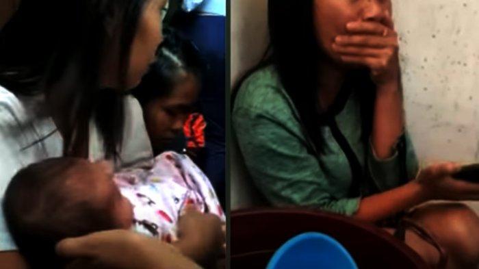 Video Detik-detik Warga Ketakuan dan Bersembunyi saat Terjadinya Serangan KKB Papua