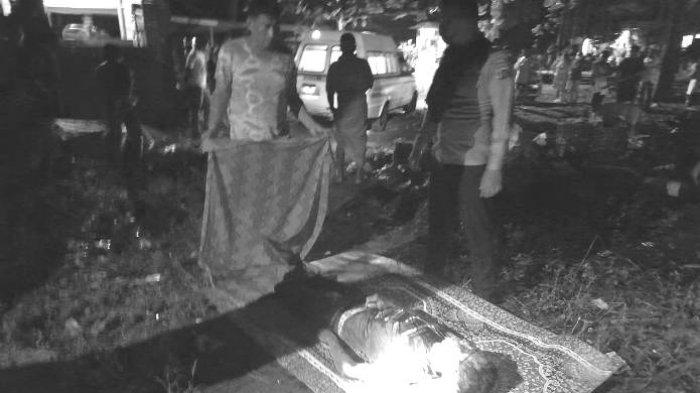Leher Waruwu Ditebas Parang Oleh Sembiring Lantaran Sebut Orangtua Pelaku yang Sakit Bakal Mati