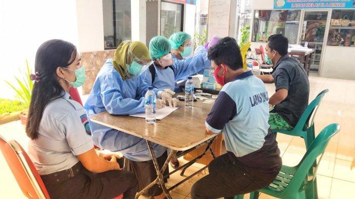 Lapas Klas IIA Binjai Lakukan Tes HIV/AIDS ke Warga Binaan