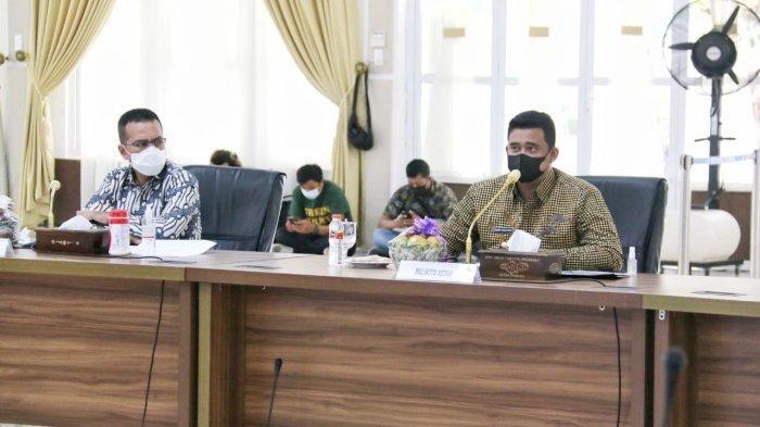Pemko Medan  Siap Melaksanakan Pembelajaran Secara Tatap Muka di Sekolah