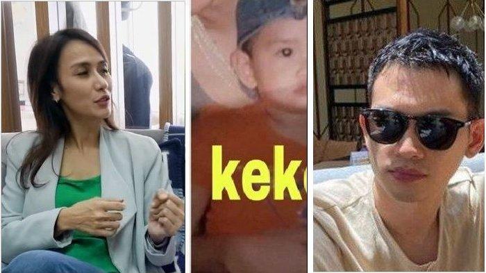 Wenny Ariani, bayinya dan Rezky Aditya -