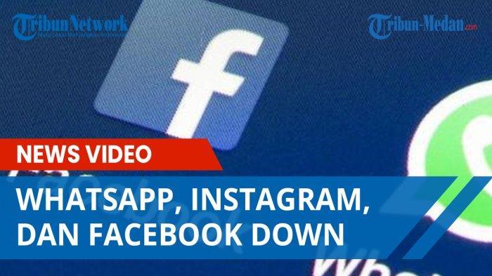 WhatsApp, Instagram, dan Facebook Mendadak Down dan Error, Ternyata Begini Cara Mengatasinya