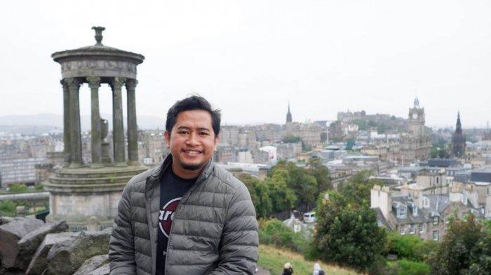 Puasa Pertama di Skotlandia, Widi Ikuti Buka Bersama dan Demo Membuat Takjil Online