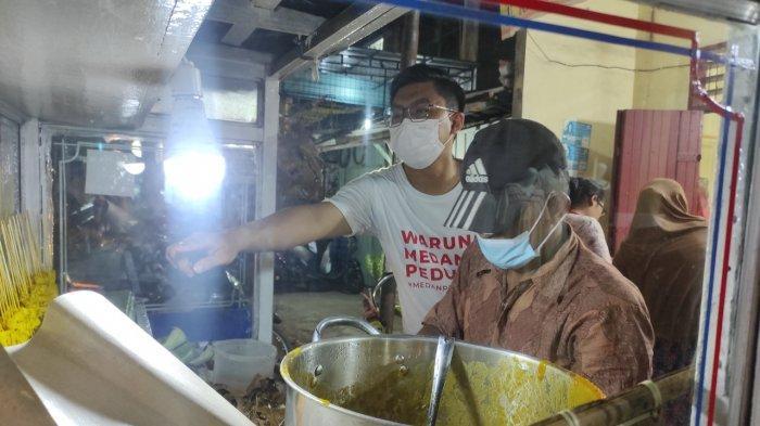 Warung Medan Peduli Berhasil Kumpulkan Rp 1 Miliar dalam10 Hari, Digunakan untuk Bantu Pedagang