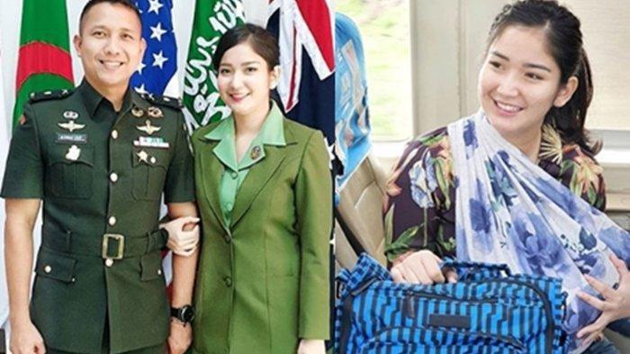 Dinikahi Anggota TNI di Usia 22 Tahun, Penampilan Artis Imut Ini Berubah, Kini Jadi Ibu Persit Kece
