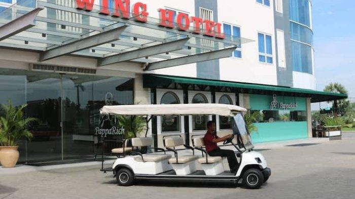 Okupansi Hotel Wing Kualanamu Tumbuh 70 Persen