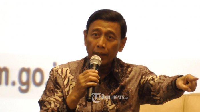 Wiranto Wanti-wanti Demonstran Jangan Berbuat Anarkis saat Pelantikan DPR RI Hari Ini