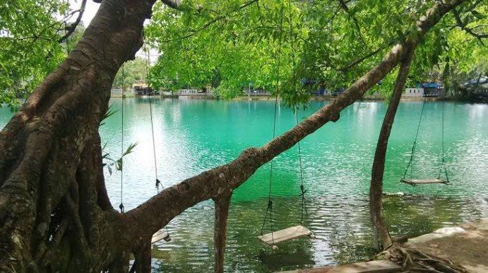 Nikmati Pesona Alam yang Asri dan Mandi di Air Panas Saat Melancong ke Danau Linting