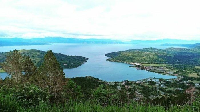 WISATA Sipinsur yang berada di Kabupaten Humbang Hasundutan, Sumatera Utara.