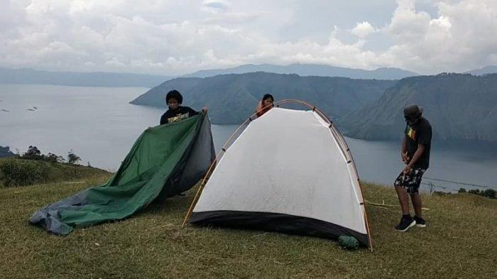 Dolok Sipira Nauli, Lokasi Camping Terbaik di Pulau Samosir