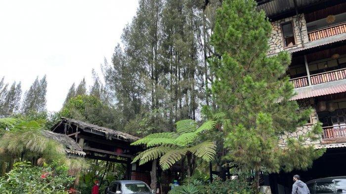 Kalang Ulu, Tempat Menginap di Berastagi yang Tawarkan Suasana Alam dengan Konsep Jepang dan Bali