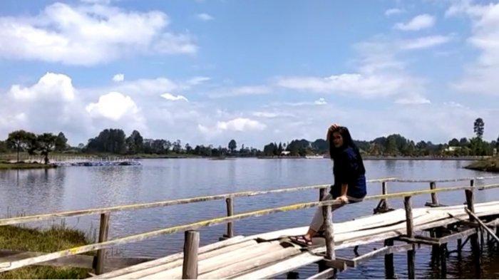 Nikmati Ketenangan Di Danau Aek Natonang, Disuguhi Pemandangan Alam yang Asri