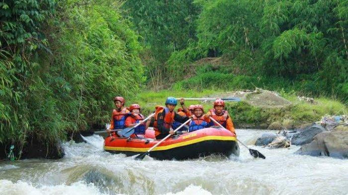 Arung Jeram Sungai Bingei, Lokasi Wisata di Langkat yang Memacu Adrenalin