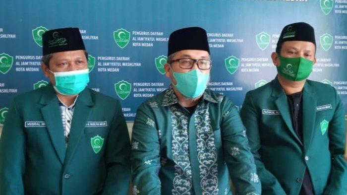 Hafiz Harahap : Al Washliyah Medan Minta Wali Kota Perhatikan Pendidikan Islam