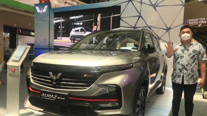 Wuling Almaz RS Resmi Meluncur di Medan dengan Ragam Teknologi Mobil Pintar