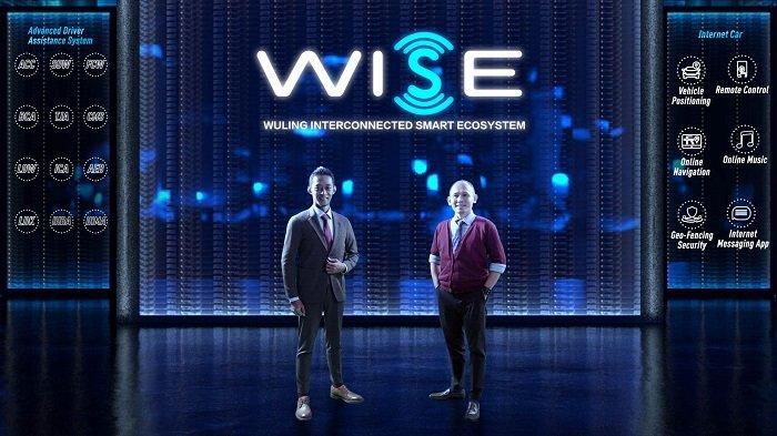 Wuling Interconnected Smart Ecosystem Diperkenalkan di Indonesia