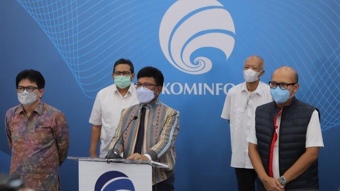 Menteri Komunikasi dan Informatika Republik Indonesia Johnny G. Plate dalam sambutan resmi menyampaikan bahwa seiring dengan penyerahan SKLO dari Kementerian Kominfo maka Telkomsel akan menjadi penyelenggara telekomunikasi jaringan 5G pertama di Indonesia.