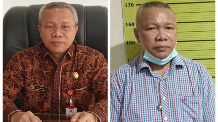 Sekda Nias Utara dikabarkan ditangkap Polrestabes Medan dari salah satu klub malam di Kota Medan, pada Minggu dini hari.