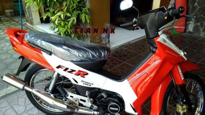 Makin Diburu Peminat, Harga Jual Yamaha F1ZR Tembus Puluhan Juta Rupiah