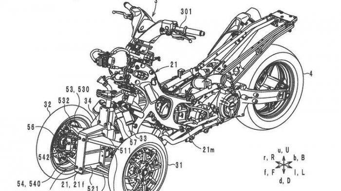 Bocor Paten Yamaha Tmax Beroda Tiga Bernama Tromatic 560