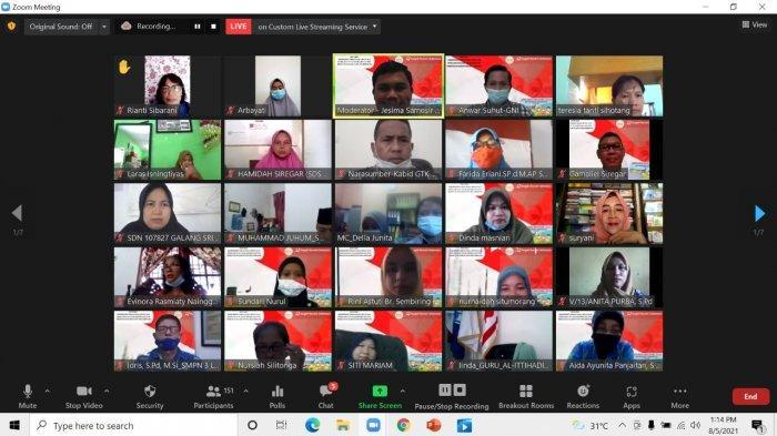 ForABC dan Gugah Nurani Indonesia Rekomendasikan Kurikulum Darurat Selama Pandemi Covid-19