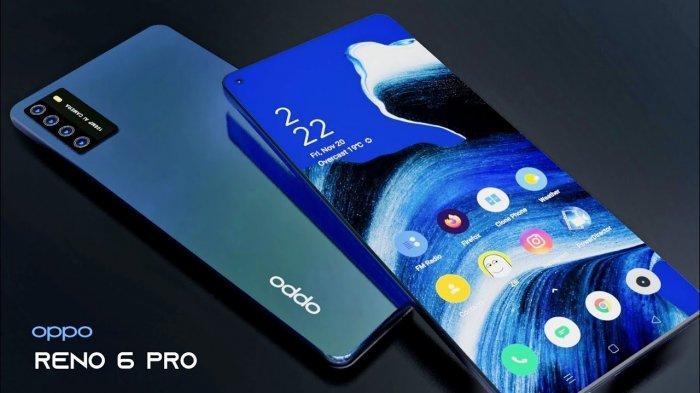 BOCORAN Smartphone Baru Oppo Reno6 Dirilis di Indonesia, Sudah Muncul di Shoppe